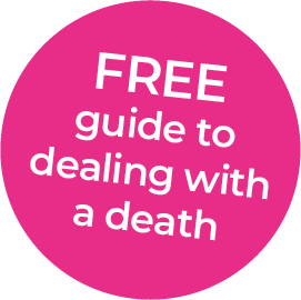 free guide to dealing with death
